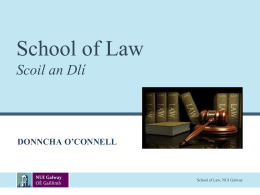 Law - Careers and Education News