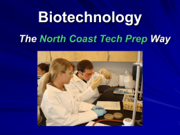 Biotechnology - Parma City School District