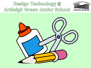 DT - Ardleigh Green Junior School
