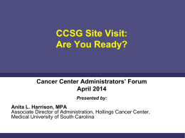 Harrison - Moores Cancer Center