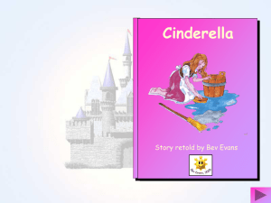 Cinderella Story Book.pps