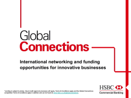 HSBC Global Connections