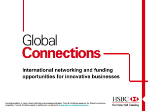 HSBC's Guide to Cash, Supply Chain and Treasury Management in