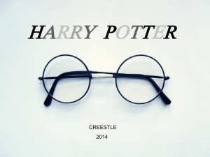 Creestle的主题HARRY POTTER-