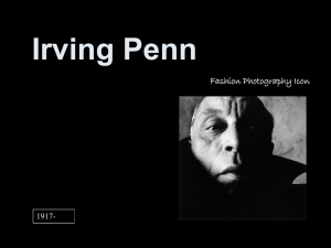 Irving Penn - WordPress.com