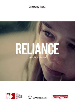 A WILLIAM OLSSON FILM AN ANAGRAM RELEASE