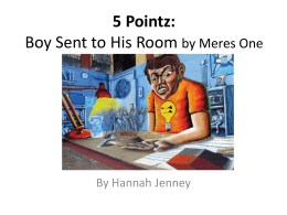 5 Pointz: Boy Sent to His Room