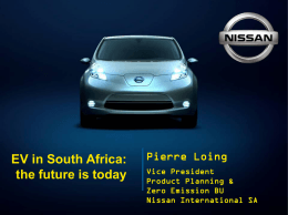 7. Pierre Loing CAR Conference Presentation