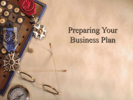 preparingyourbusinessplan