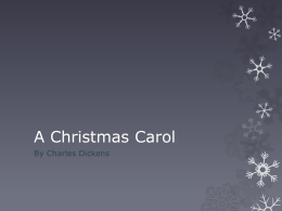 A Christmas Carol Study Guide Answers Staves 1-5