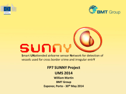 FP7 SUNNY Project
