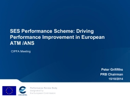 SES Performance Scheme: Driving Performance