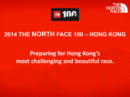 check - The North Face 100