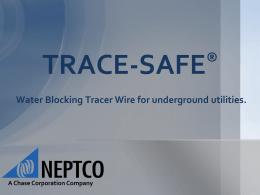 2014 trace-safe - Utility Sales Associates