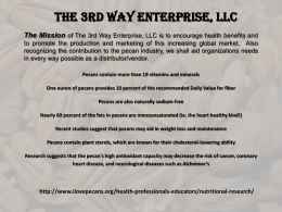 View Our Power Point - Logo, THE 3RD WAY ENTERPRISE, LLC.
