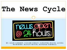 The News CyclePP