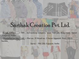 ZARA - Sarthak Creation