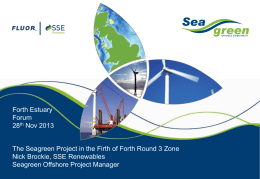 SSE Renewables Offshore Wind