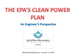 epa clean power plan – an engineers perspective – a&wma