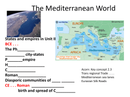 The Med World