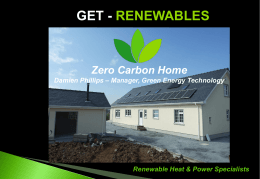 GET-Renewables presentation