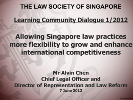 here - Law Society of Singapore