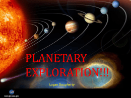 Planetary Exploration - Laboratory for Atmospheric and Space Physics