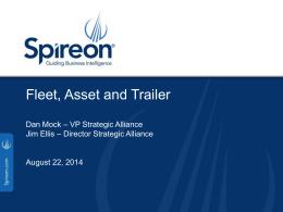 Spireon, Inc. - NPP Government