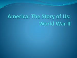 America: The Story of Us: World War II