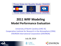 3SAQS_TechCommMtg_2011_WRF_MPE_28July2014