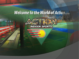 Action Indoor Sports Eastern Shore is a unique business in the
