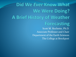 See it here. - Department of the Earth Sciences