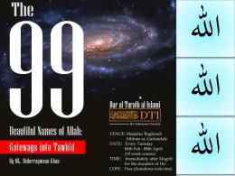 Class 2 - Daralturath Al Islami