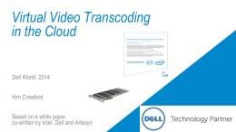 Artesyn DW2014 - Dell PartnerDirect