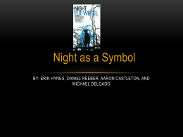 Night as a Symbol