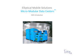 Elliptical Mobile Solutions Micro