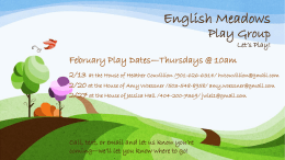 new play group forming click here for more information!!!