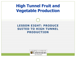 PowerPoint - University of Missouri Extension