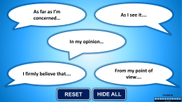 recall speech bubbles CAE - Tim`s Free English Lesson Plans