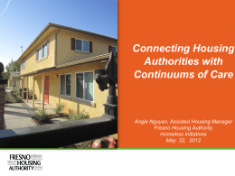 3. Fresno Housing Authority