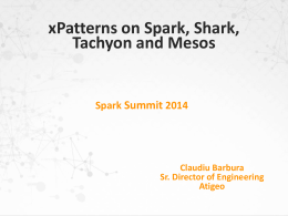 Jaws - Spark Summit