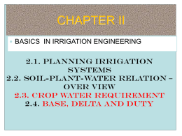 Chapter-2-3-Crop water requirement-AAU-2014