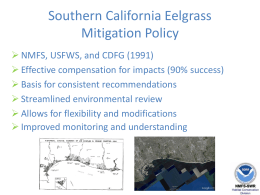 NOAA Eelgrass Part 2 - Bay Planning Coalition