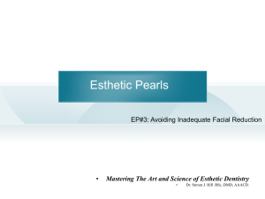 EP#3 Avoiding Inadequate Facial Reduction