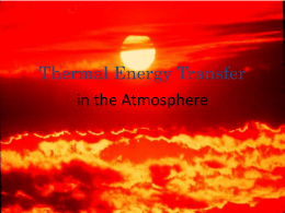 What is Thermal Energy Transfer? - Mater Academy Charter Middle