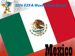 2014 FIFA World Cup – Mexico