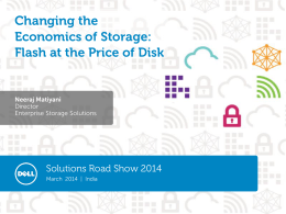 Solutions Road Show 2014