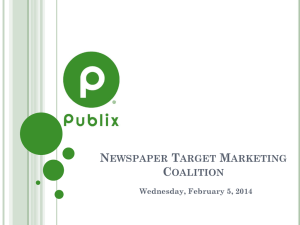 Publix - NewspaperTMC