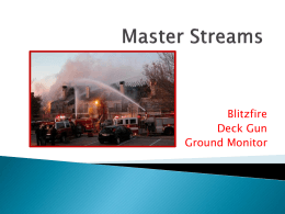 Master Streams - efdtraining.org