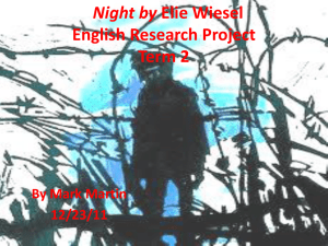 Night PPT by Mark Martin